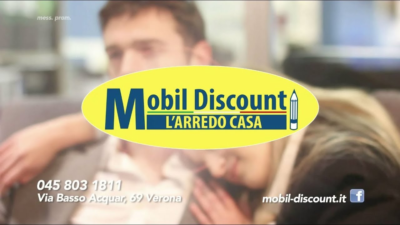 Mobil Discount Verona (2018) - YouTube