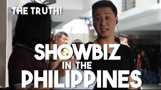 Showbusiness Up Close - Philippines (BTS of Filipino TV Show - Dear Uge)
