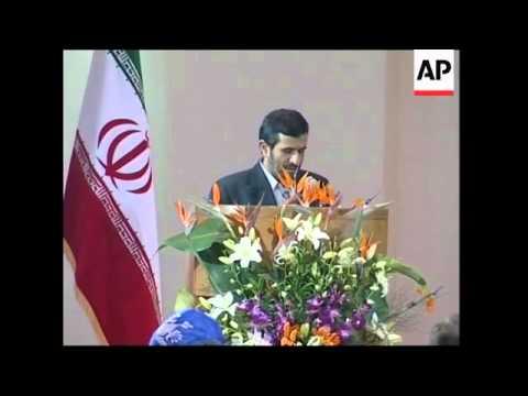 Iran's president meets foreign ambassadors