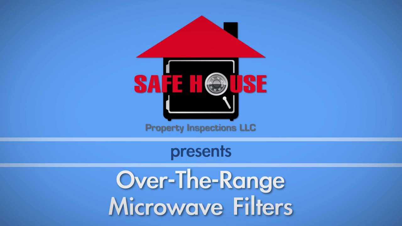 Over-The-Range Microwave Filters