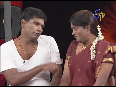 Extra Jabardasth -    -    Chammak Chandra Performance on 30th January 2015