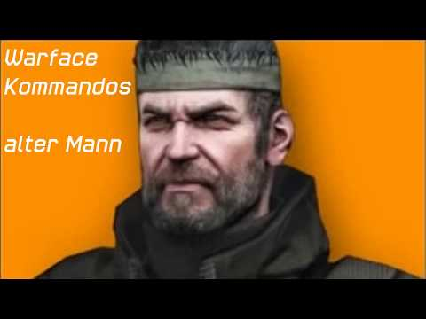 Warface | German Warface Quotes | Alter Mann Kommandos