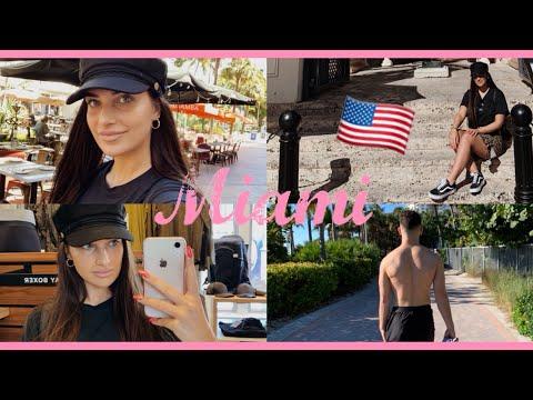 VLOG 1: Versace Mansion, Miami Beach & Lincoln Road🌴