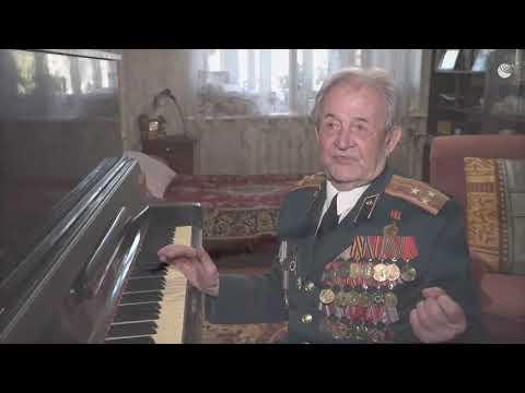 Яркое поздравление с Днем Победы от ветерана из Крыма