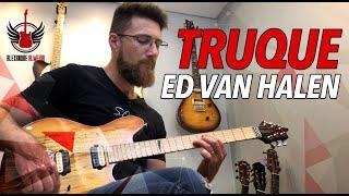 Van Halen - Truque Delay E Volume (temporada 2019) Ep96