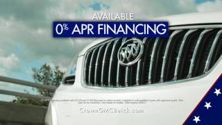 Step Up To A New Buick