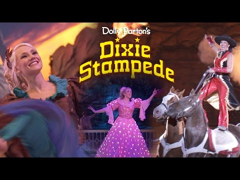Dolly Parton's Dixie Stampede | Branson Missouri | Behind The Scenes