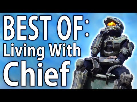 BEST OF LIVING WITH CHIEF (Funny Montage) | Season 1