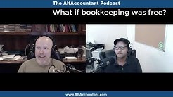 AltAccountant Podcast 2019 - Episode 4 - Intuit is testing potential bookkeeping services?