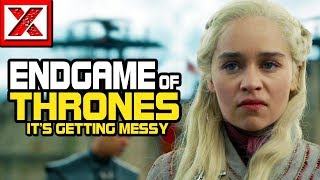 Game of Thrones Season 8 Rant, We're In The Endgame Now And It's Getting Messy