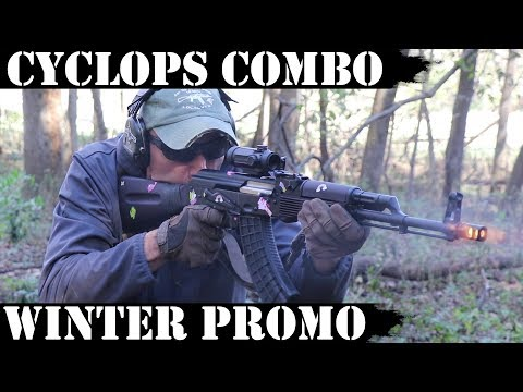 ACSS 1x Cyclops Optic Winter Promo