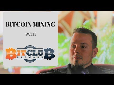 Bitcoin Mining with Bitclub Network