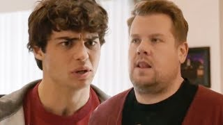 To All the Boys 2: Noah Centineo Ditches Lana Condor for James Corden?!