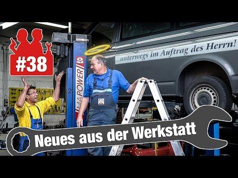 Seat-AGR-Ventil von Innen – ist es verkokt? | Heftiges VW-T5-Getriebe-Geräusch | BMW-DPF verstopft