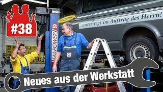 Seat-AGR-Ventil von Innen - ist es verkokt? | Heftiges VW-T5-Getriebe-Geräusch | BMW-DPF verstopft