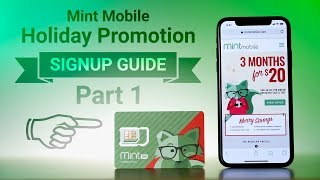 Mint Mobile Deal - Sign Up Guide & Walkthrough!
