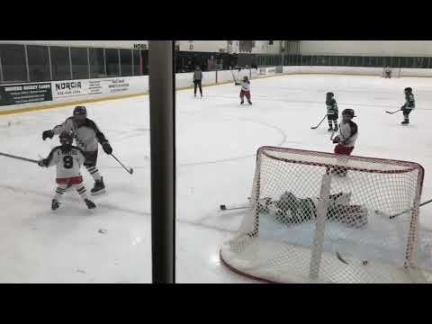 Amazing Athlete: Watch as Valentina Mastro scores her first hockey goal