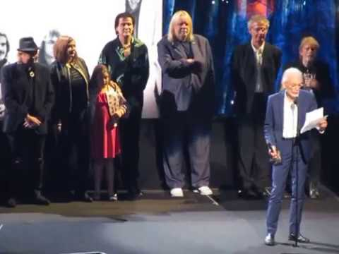2017 Rock & Roll Hall of Fame YES! Complete Induction Speech
