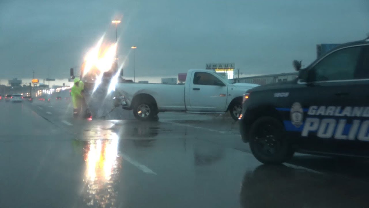 Dallas, TX hit with Severe Storms - 5/18/2019