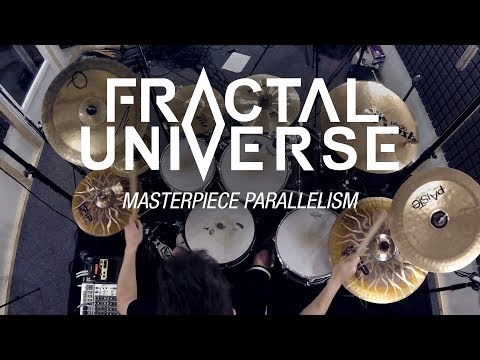 "Fractal Universe ""Masterpiece's Parallelism"" (Drum Playthrough)"