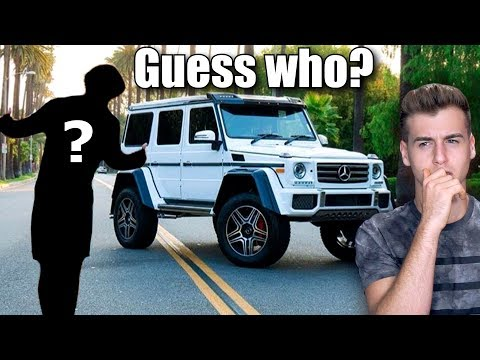 Thumbnail: Can You Guess The Youtuber By Their Car?