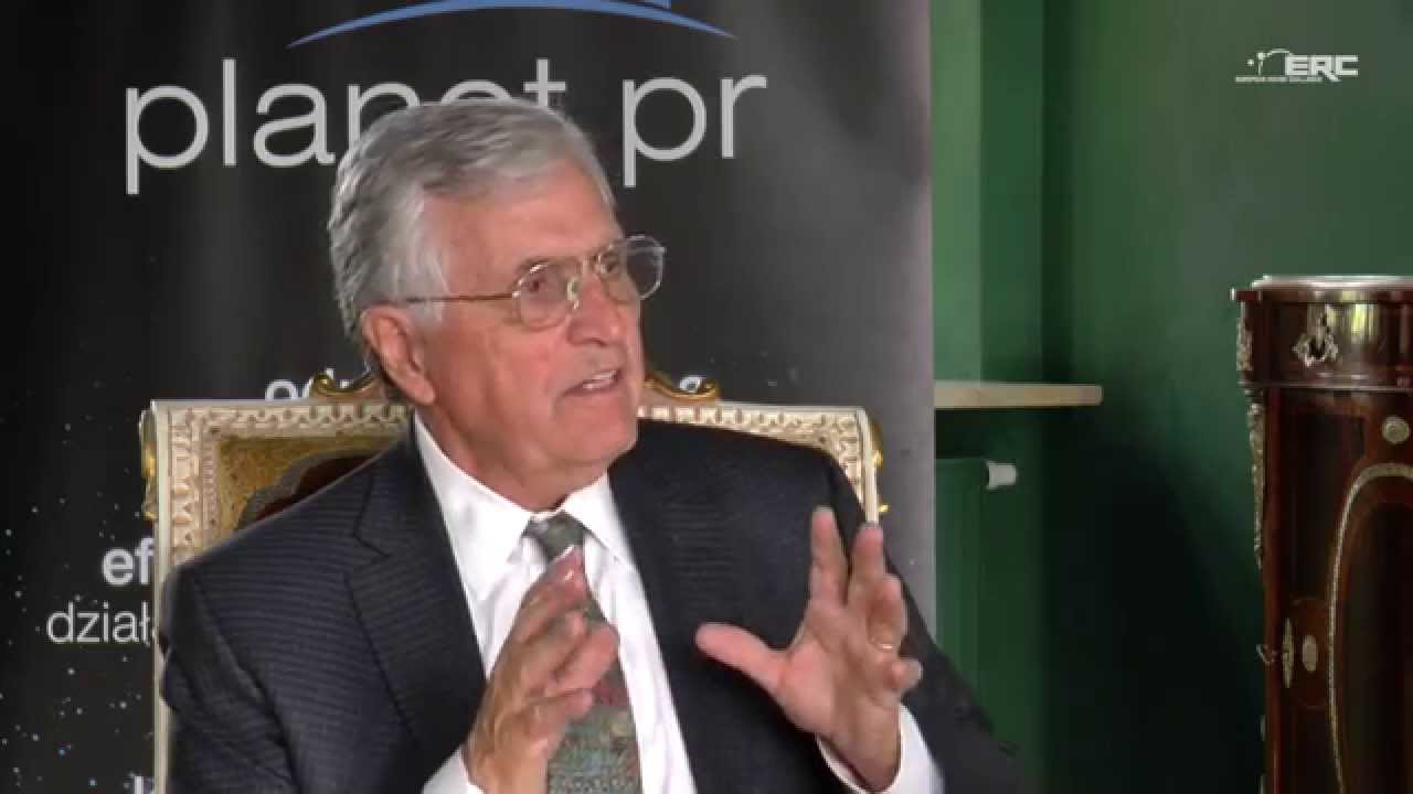 Exclusive interview for ERC2015/dr Harrison Schmitt ...