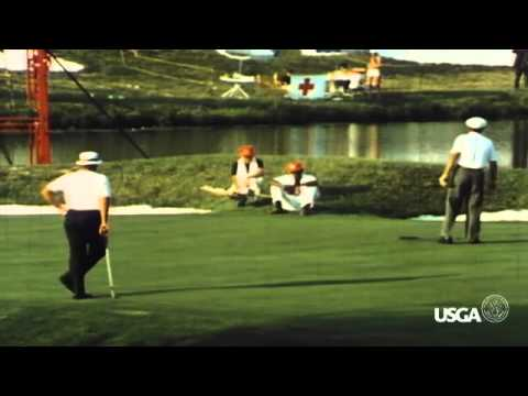 Ken Venturi Remembers The 1964 U.S. Open