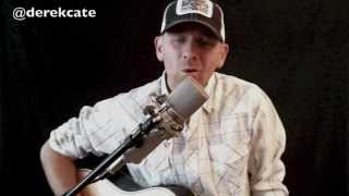 Wanted - Hunter Hayes - Derek Cate Cover (Acoustic)