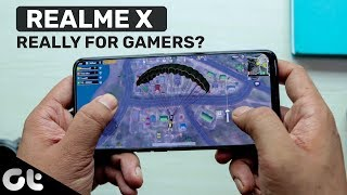 Realme X Gaming Review | Should You Really Buy This for PUBG? | GT Gaming