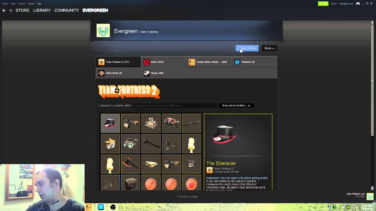 Steam trade URL :: CS GO Lounge
