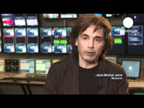 "Jean-Michel Jarre - Talks About His New Album ""Essentials And Rarities"""