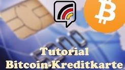 Tutorial: BITCOIN-Kreditkarte per - Shakepay - auf ANDROID