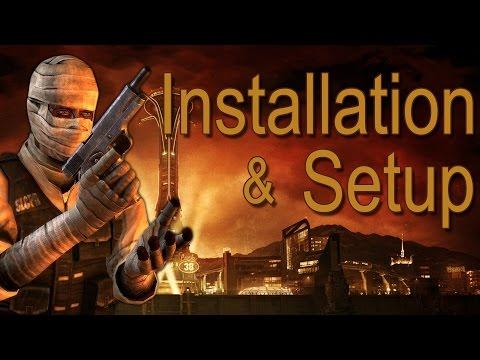 Fallout New Vegas : Installation & Setup : Start to Finish