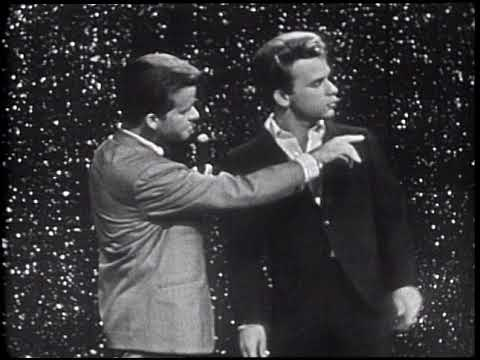American Bandstand 1964- Interview Lou Christie