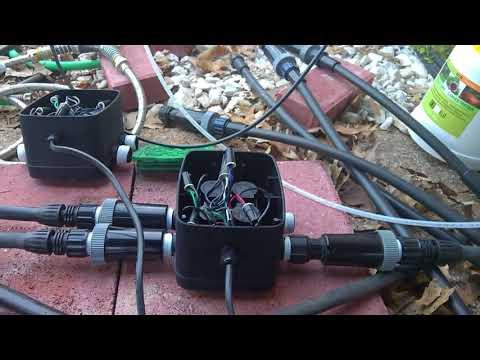 New High Tech Irrigation Controller Part 4