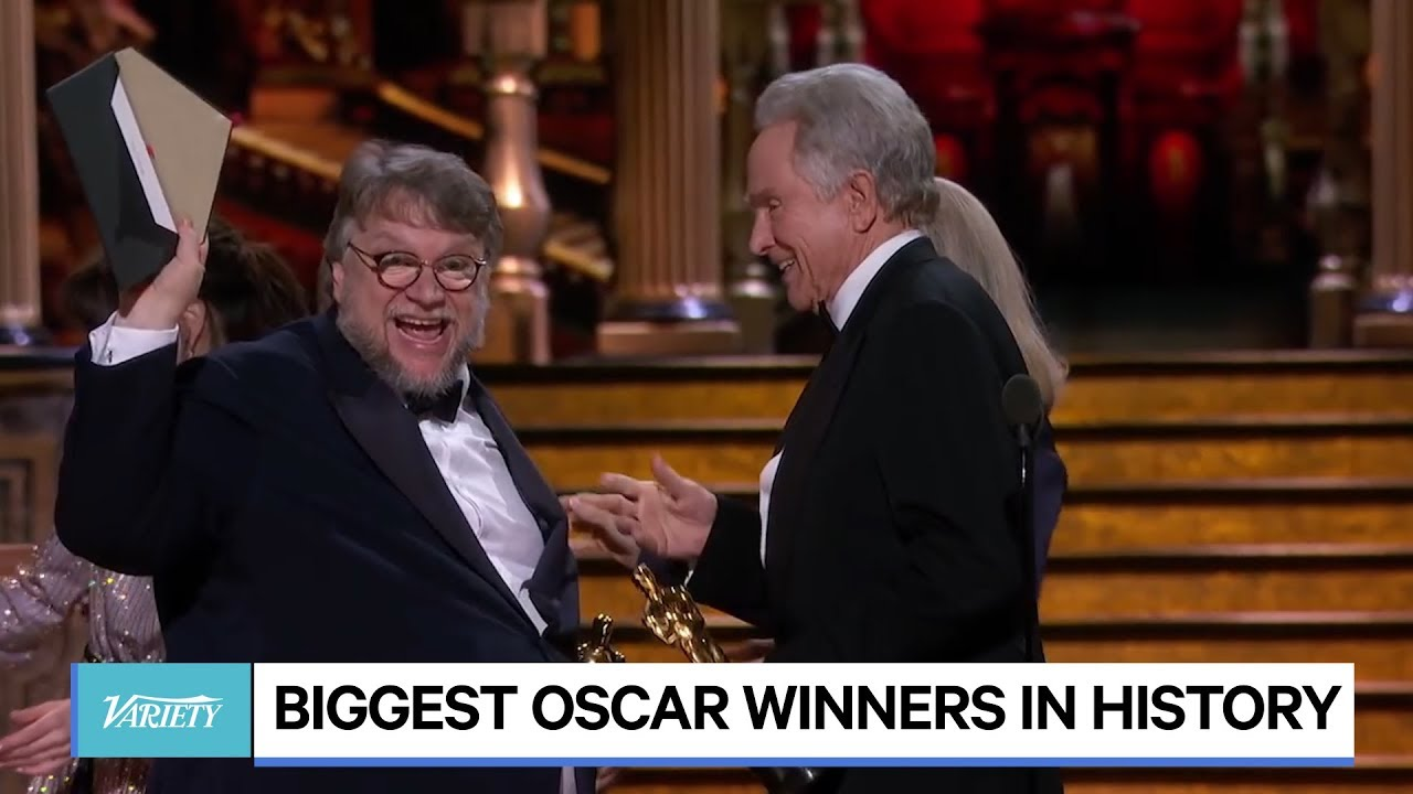 Biggest Oscar Winners of All Time