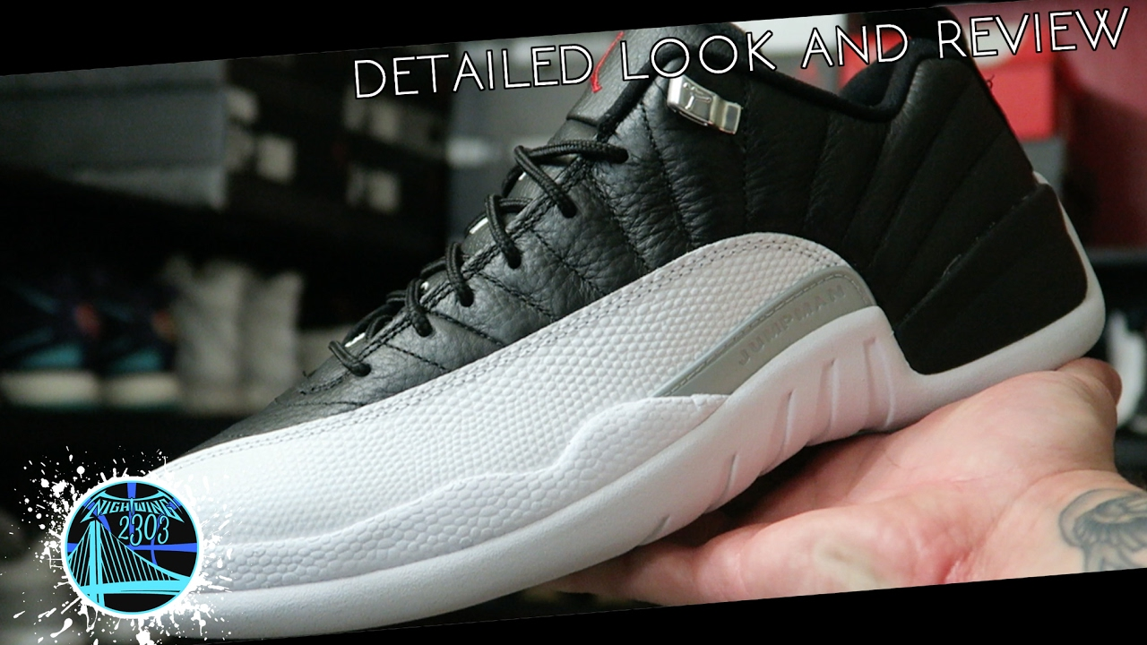 8fa2a4cff67a4e Air Jordan 12 Retro Low  Playoff