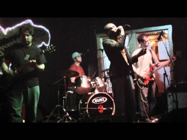 "Not A Death Ray. ""Strut"" Live At Artmosphere Lafayette, La 2012"