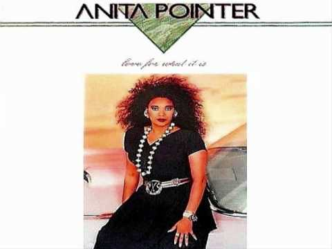 LOVE FOR WHAT IT IS - Anita Pointer