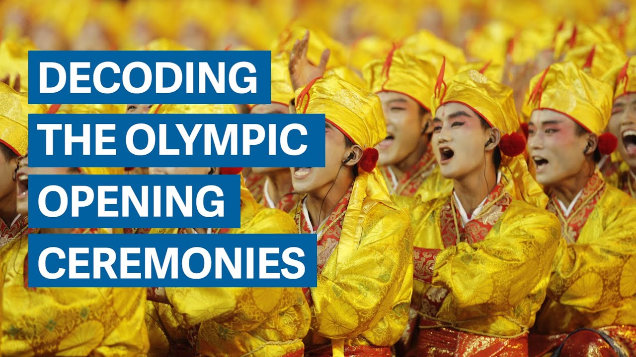Download Decoding the Olympic opening ceremonies