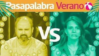 Pasapalabra | José Antonio Cruz vs Macarena Derado