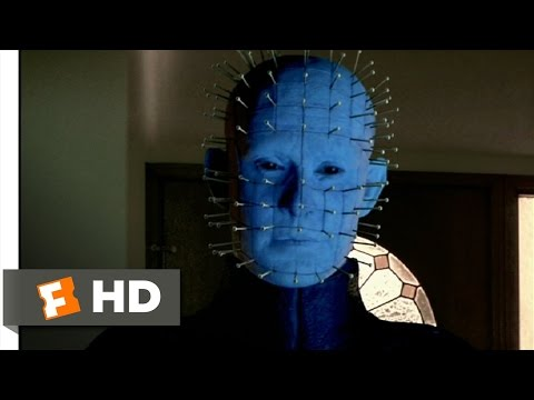 Hellraiser: Inferno 5/8 Movie   Pinhead Meets the Family 2000 HD