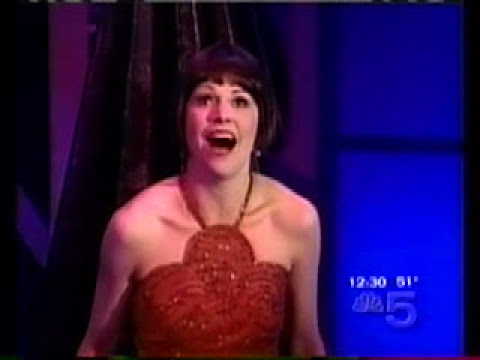 "Thoroughly Modern Millie ""Gimme Gimme"" Sutton Foster"