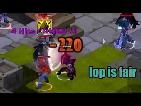 Wakfu 2017 Nox Guild PvP - Light vs Black Black Club 6v6 #3