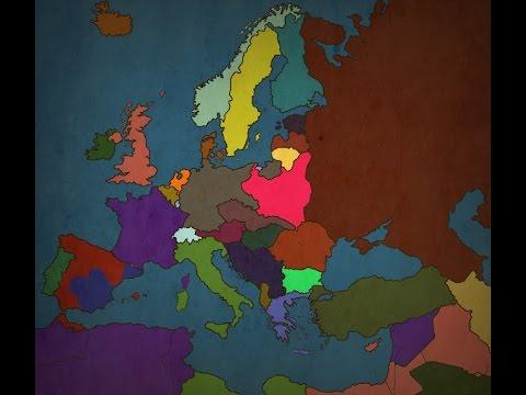 Speedart Europe 1936 & Mapping Collab
