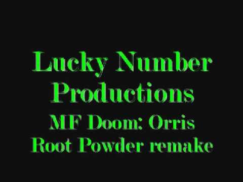 MF Doom - Orris Root Powder Remake