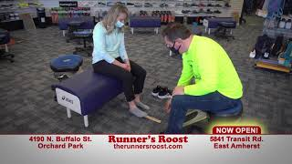 """Runner's Roost – """"Generic Woma…"""