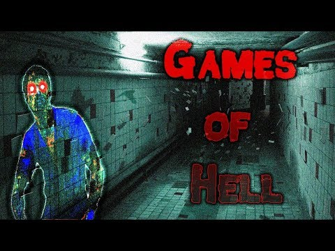 Call of Duty CreepyPasta: Games of Hell