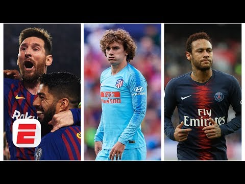 Can Lionel Messi, Luis Suarez, Neymar & Antoine Griezmann all coexist at Barcelona? | Transfer Talk