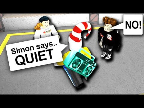 SIMON SAYS IN MURDER MYSTERY 2 *YOU MUST LISTEN*